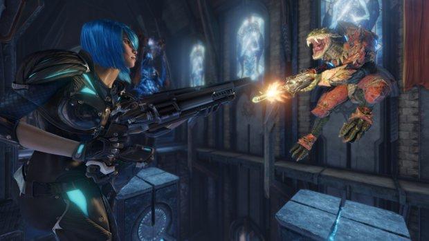 Quake Champions: Darum lohnt sich die Retro-Action auch für Gratis-Spieler