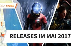 Release-Liste für Mai 2017:...