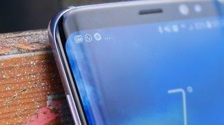 Samsung arbeitet an Quad-Edge-Displays für randlose Smartphones