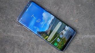 Samsung Galaxy S8 zerkratzt, verbrannt und verbogen – so robust ist das Smartphone wirklich