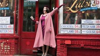 The Marvelous Mrs. Maisel: Cast, Story und Infos zu den beiden Staffeln
