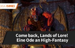 Come back, Lands of Lore: Eine...