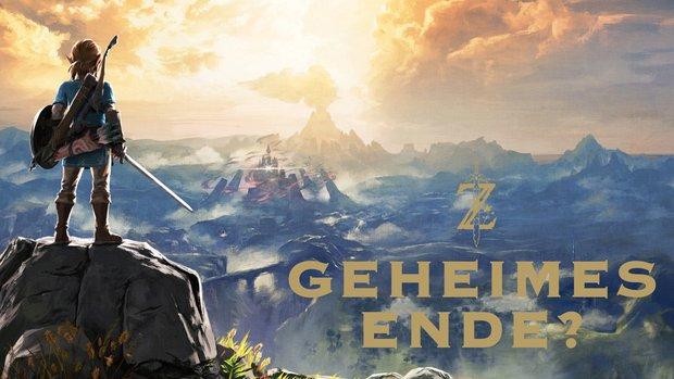 Das geheime Ende von Zelda - Breath of the Wild
