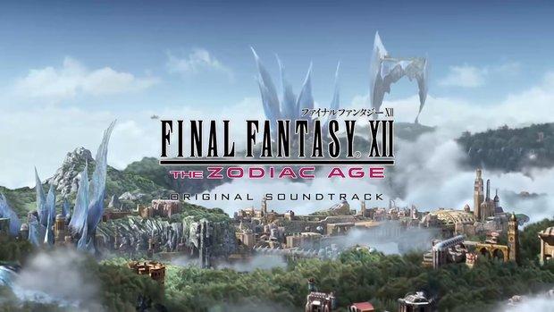 Final Fantasy XII The Zodiac Age: Neuer Trailer mit tollem Soundtrack