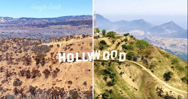 GTA V: Pure Liebe zum Detail im Videovergleich - Los Santos vs. LA
