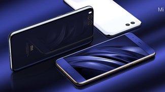 Xiaomi Mi 6: Schickes High-End-Smartphone zum Hammerpreis vorgestellt