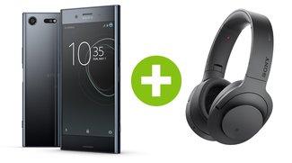 Sony Xperia XZ Premium vorbestellen und 299-Euro-Kopfhörer geschenkt bekommen