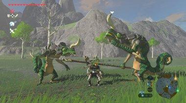 kommt ein neues zelda-spiel für nintendo switch? – giga Kommt ein neues Zelda-Spiel für Nintendo Switch? – GIGA Zelda Monstermasken1 rcm380x210