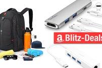 Blitzangebote: USB-C-Adapter, Rucksack, Qi-Ladegerät u.v.m. günstiger