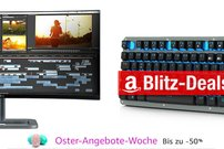 Blitzangebote: Kindle Voyage, Gaming-Monitore, Lightning-USB-Stick und mehr günstiger