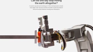Neues Umweltziel: Apple will Rohstoffe nur noch aus Recycling gewinnen