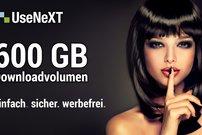 UseNeXT 30 Tage gratis nutzen: Doppelte Testphase und 3-faches Datenvolumen für GIGA-Leser