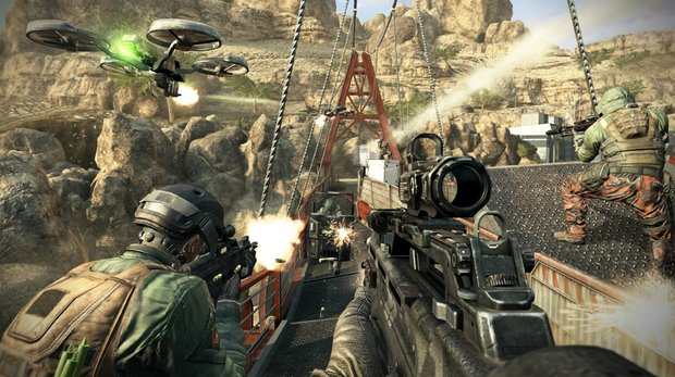 Call of Duty - Black Ops 2: Spielerzahlen steigen extrem an