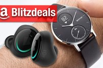 Blitz- und Prime-Deals:<b> Withings Steel HR, Bragi The Dash, Nuki Combo Smart Lock und noch mehr Gadgets</b></b>