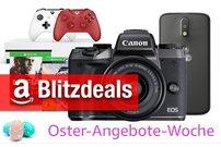 Oster-Angebote-Woche: Heute diverse Xbox-Bundles, Canon EOS-Kits, Moto G4 Plus und mehr günstiger