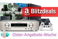 Oster-Angebote-Woche: Heute billiger AirPlay-Receiver, AirPrint-Drucker, PS4-Bundle, Galaxy A3 etc.