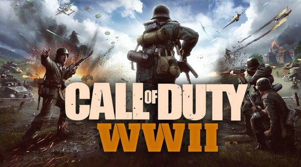 Call of Duty - WW2: Erstes Artwork und Infos zum Shooter