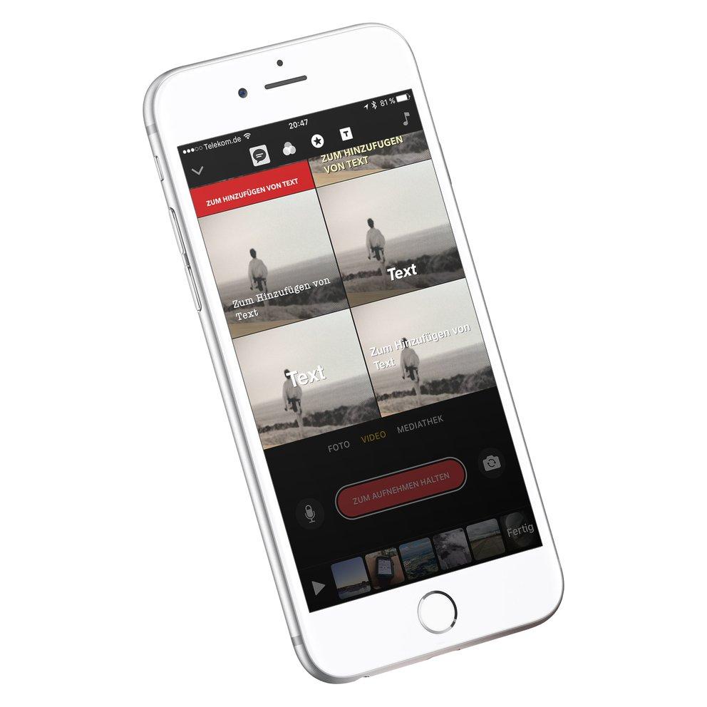 Apple Clips – Live Titel