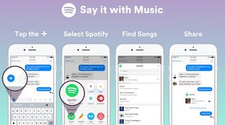 Facebook Messenger bekommt Spotify- und Apple-Music-Integration