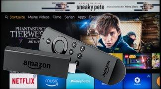 Amazon Fire TV Stick 2 im Test: Alexa auf Knopfdruck