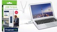 Freenet TV USB TV-Stick verweigert Dienst mit Windows 10 Creators Update