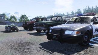H1Z1 - King of the Kill: Fahrzeuge finden und schnellstes Auto fahren