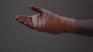 """""""Smart Bandage"""": Wundverband aus dem 3D-Drucker mit Sensoren und 5G geht bald in die Testphase"""