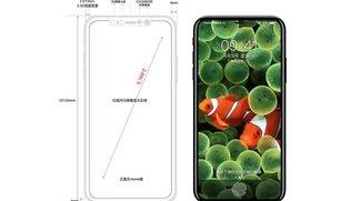 iPhone 8: Neue Schemazeichnung verspricht kleinere Abmessungen