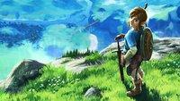 Zelda - Breath of the Wild: Spieler sollten das Wetter kontrollieren können