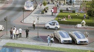 Roboterautos schon in vier Jahren? Mercedes und Bosch kooperieren für fahrerlose Taxis