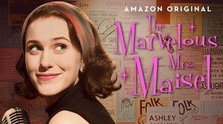 The Marvelous Mrs. Maisel: Staffel 2 von Amazon bestätigt