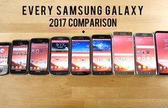 Samsung Galaxy: Neun...