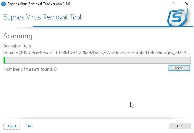 sophos-virus-removal-tool