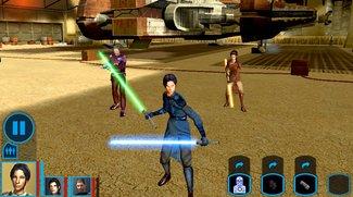 Knights of the Old Republic: Kommt ein Reboot des Star Wars-RPGs?