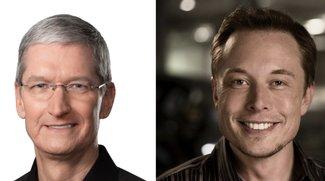 Apple sollte Tesla kaufen, Cook rauswerfen und Elon Musk zum Chef machen