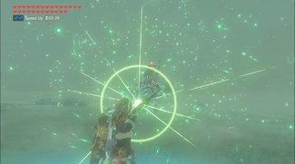 Zelda - Breath of the Wild: Krasser Spieler besiegt zwei silberne Leunen unverletzt