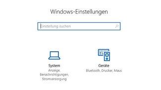 Windows 10: Bestimmte Einstellungen ausblenden & wieder anzeigen