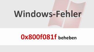 Lösung: 0x800f081f-Fehler bei Windows-Update und .NET Framework 3.5
