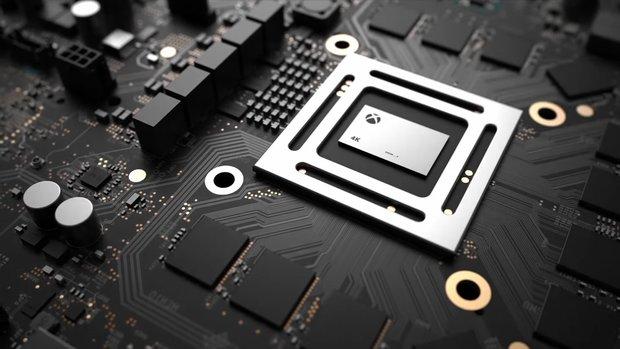 Xbox Scorpio ist abwärtskompatibel: News und Infos zum Thema