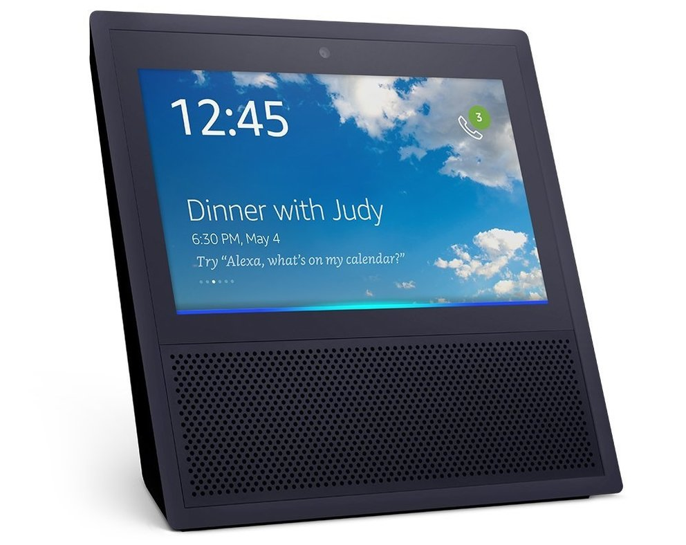 Amazon Echo Show Wetter