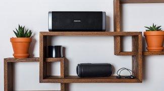 Amazon: Bis zu 30 % Rabatt auf hochwertige BT-Lautsprecher und -Kopfhörer von Dockin