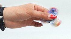 Fidget Spinner: Drehspielzeug erobert Deutschland