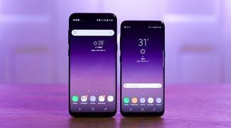 Infinity Display des Galaxy S8 bald auch in der Mittelklasse