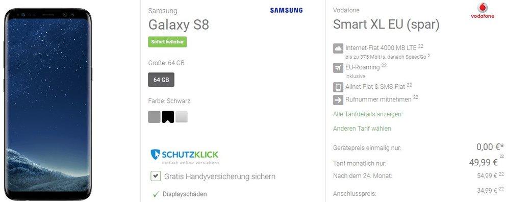 Samsung-Galaxy-S8-mit-Vertrag-Vodafone
