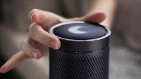 Der Cortana-Lautsprecher von Harman Kardon heißt Invoke