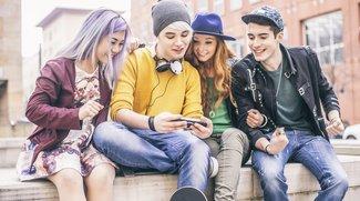 WhatsApp Mama: Warum Teenager immer online sind