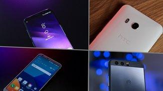 Umfrageauswertung: Diese Smartphone-Flaggschiffe gefallen euch am besten
