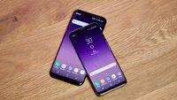 Wichtigste Funktion fehlt: Android 8.0 auf dem Galaxy S8 enttäuscht die Besitzer