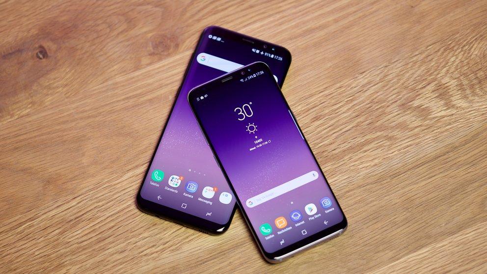 Samsung Galaxy S9 und S9 Plus: Erstes Foto soll beide Smartphones zeigen