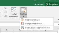 Was sind Makros (Excel)? Und wann braucht man sie?
